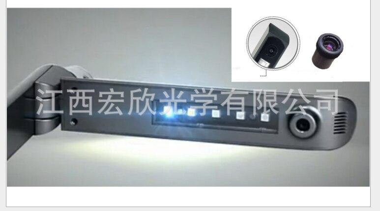 5.98 мм двумерный штрих-код Scan высокоскоростной фотографический аппарат без искажений M6.5
