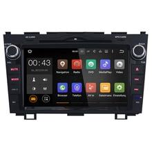Android 5.1 8 Inch Car Dash DVD Player GPS 3G WIFI Quad Core / 16GB / DVR / OBD / Bluetooth / 1024×600 / for Honda CRV 2007-2011