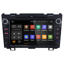 Android 5.1 8 Inch Car Dash DVD Player GPS 3G WIFI Quad Core / 16GB / DVR / OBD / Bluetooth / 1024×600 / for Honda CRV 2007-2011