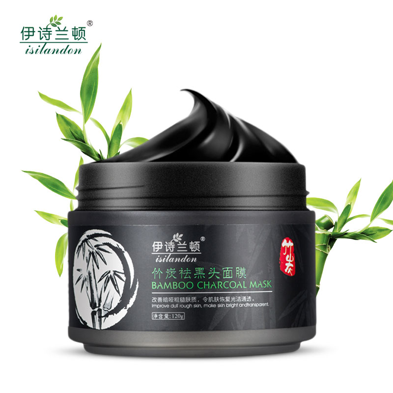 Bamboo Charcoal Acne Mask Oily Skin: Aliexpress.com : Buy ISILANDON Bamboo Charcoal Nose
