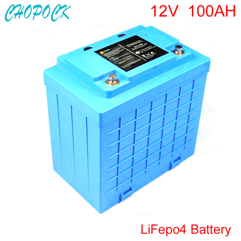Free shipping 12v 100ah deep cycle UPS li-ion lifepo4 battery pack for solar system 12V Lifepo4 Electric Bicycle Battery electric bicycle battery ithium battery lithium battery 12v 100ah 12v 100ah deep cycle lithium ion battery with bms charger