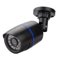 AHD 720P Camera Bullet CCTV Outdoor Waterproof Security 36IR Night Vision HD Analog BNC With Power Adapter