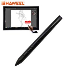 Haweel Huion P80 Wireless USB Digital Pena Stylus untuk Huion Grafis Tablet Rechargeable Mouse Digitizer Pena(China)