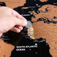 Deluxe-Scratch-Edition-World-Map-Wall-Stickers-575×815-cm-4
