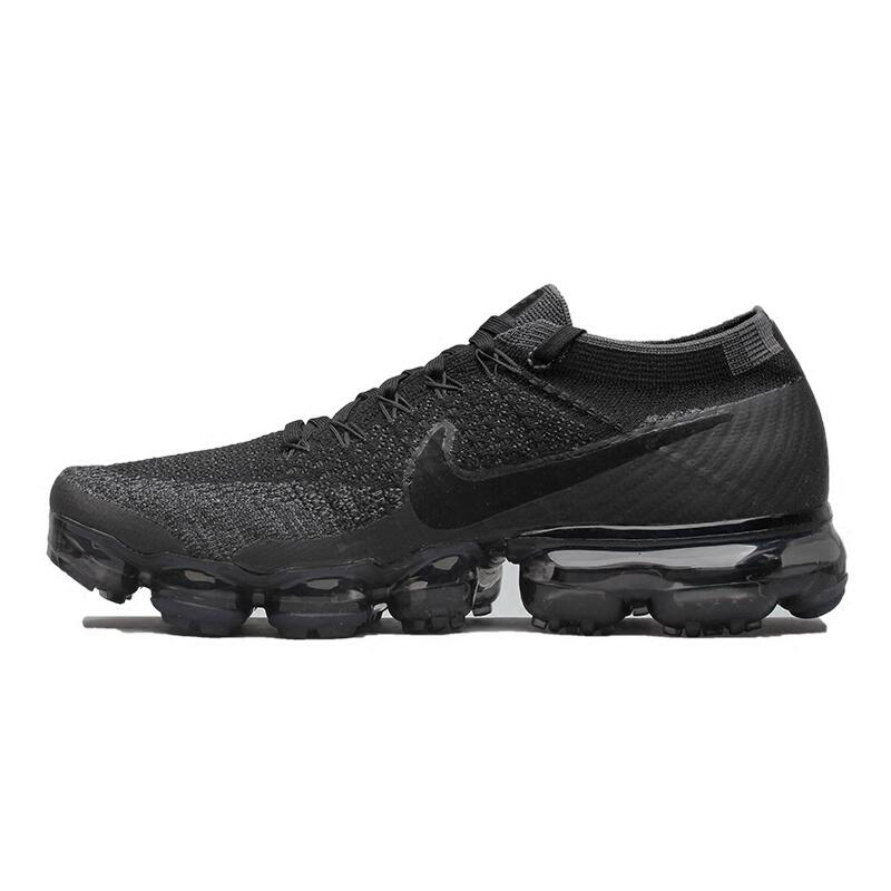 d87ecf4a0d36cf New Arrival Original NIKE Air VaporMax Be True Flyknit Men s Breathable  Running Shoes Outdoor Sports Sneakers