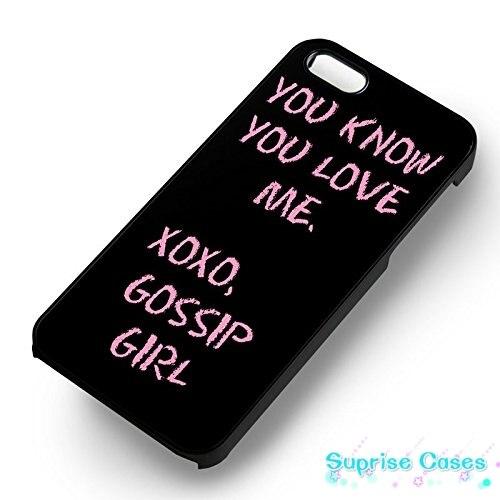 gossip girl iphone 7 case