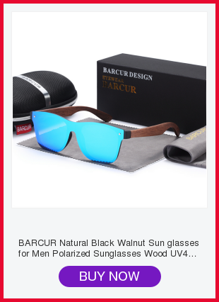 Barcur óculos de sol redondos homem mulher