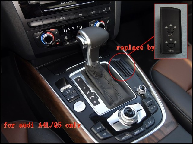 Car Seat Heater Kits For Audi A4L With Two Seats Heating Pads