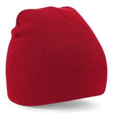 2016 Beanies Knit Winter stripes Hats For Men Women Beanie Men's Winter Hat Caps Outdoor Warm Baggy Cap