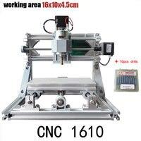 CNC 1610 GRBL Control Diy Mini CNC Machine Working Area 16x10x4 5cm 3 Axis Pcb Milling