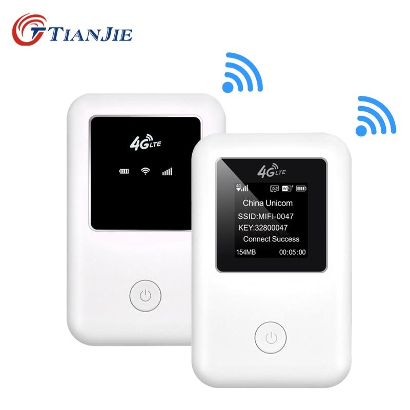 TIANJIE MF902 Haute Vitesse débloqué 3G 4G wifi modem routeur GSM UMTS WCDMA LTE FDD TDD catfi sim carte de voiture wifi routeur voiture wifi