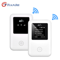TIANJIE MF902 High Speed unlocked 3G 4G wifi modem router GSM UMTS WCDMA LTE FDD TDD catfi sim card car wifi router car wifi