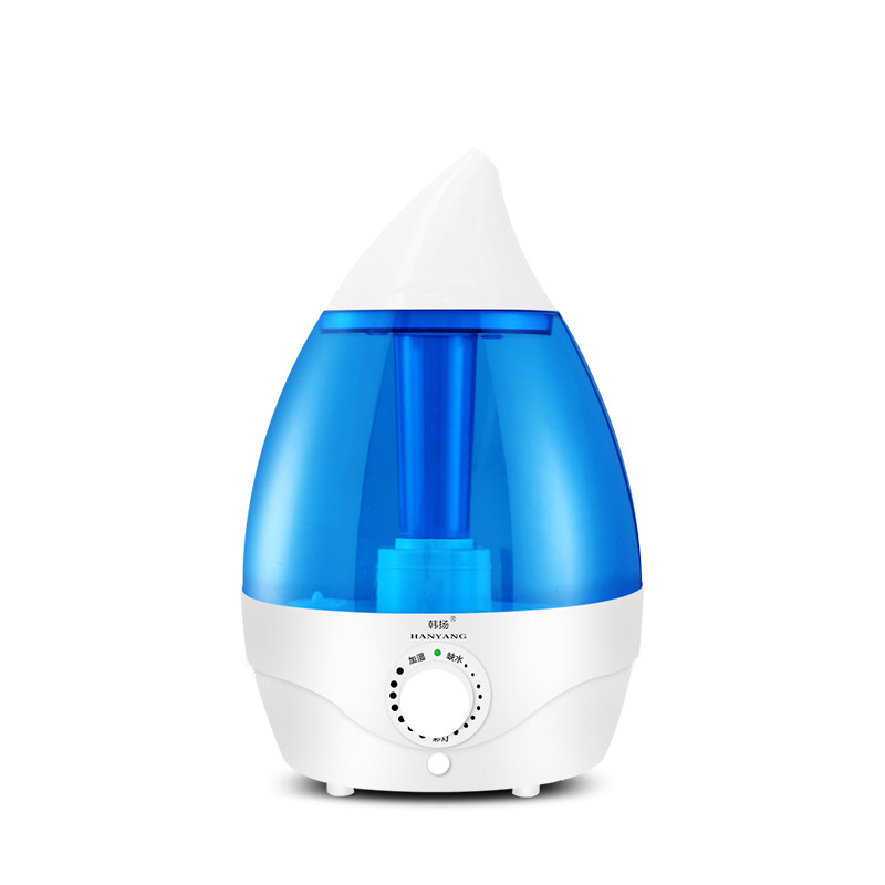 2L ultrasonic humidifier Mini humidifier air humidifier Portable humidifier Mist Maker Home Office
