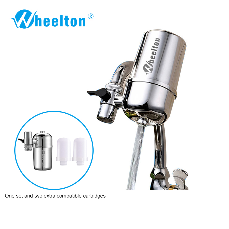 ФОТО remove water contaminants water filtration alkaline water   water filter purifier  one set and two extra filters  Free shipping