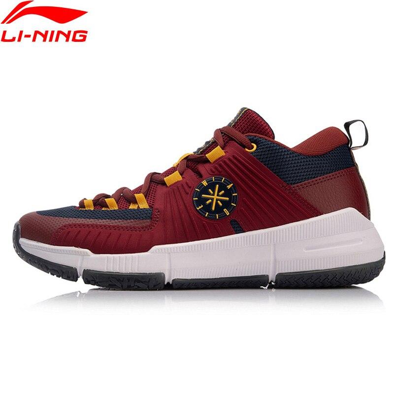 Li-Ning 2018 Men ALL DAY3 Wade Series Basketball Shoes Cushion Wearable Li Ning Fitness Sports Shoes On Court Sneakers ABPN017 li ning men wade series hooded coats 71