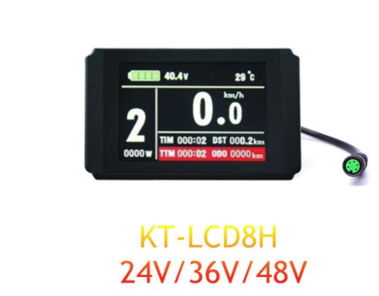 Back To Search Resultsautomobiles & Motorcycles Ebike 24v 36v 48v Intelligent Kt Lcd Lcd7u Ktlcd7 Control Panel Display Electric Bicycle Bike Parts Kt Controller Atv,rv,boat & Other Vehicle