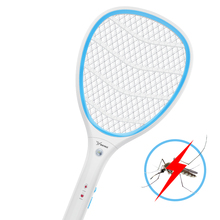 ФОТО yage electric mosquito swatter anti mosquito fly repellent bug insect repeller reject killers pest reject racket trap home tool