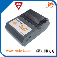 Free shipping JP Portable Mini Bluetooth 4.0 58mm Thermal Receipt Printer US/EU Plug Smart Auto Thermal Receipt Printer
