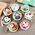 Mulheres Kawaii Choo Jetoy Mini Saco CartoonJetoy Cat Coin Purse crianças Meninas Carteira Fone de Ouvido Caixa de Presente de Casamento Sacos de Presente de Natal