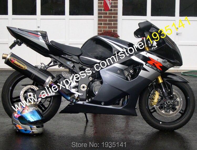 Лидер продаж, для Suzuki 2003 2004 GSX R1000 части GSXR1000 K3 03 04 GSX R 1000 Спортивные Мотоцикл Обтекатель Kit (литья под давлением)
