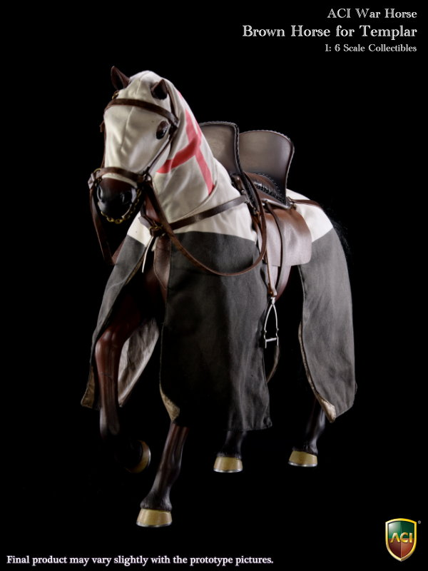 1/6 scale Doll War Horse for 12 action figure doll accessories model Brown Horse for Templar,doll not include 1 6 scale figure doll war horse for 12 action figure doll accessories model white horse for general doll not include