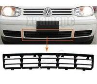 бесплатная доставка для 99-05 VW гольф гти мк4 тди низкий центр бампер решетка 1j0853666e
