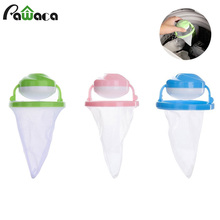 FILTER-BAG Hair-Remover-Tool Washing-Machine Floating-Pet Fur Catcher Reusable for 3pcs