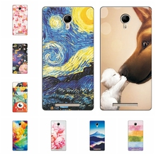 Back Cover Soft Fundas For Micromax Q351 Q 35 Scenery Phone