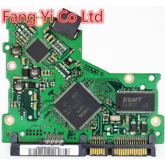 Free shipping HDD PCB for samsung/Logic Board /Board Number: BF41-00154A SG_8M_REV06 / HD161HJ , HD161HJ