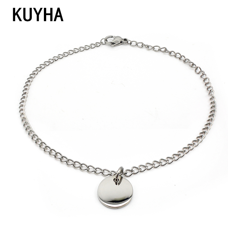 Anklets With Personalized...