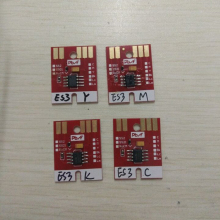 ES3 Chip For Mimaki JV33 JV5 JV3 TS3 TS34 Permanent Chip  chip permanent for mimaki jv5 6 colors cmyklclm hs cartridge