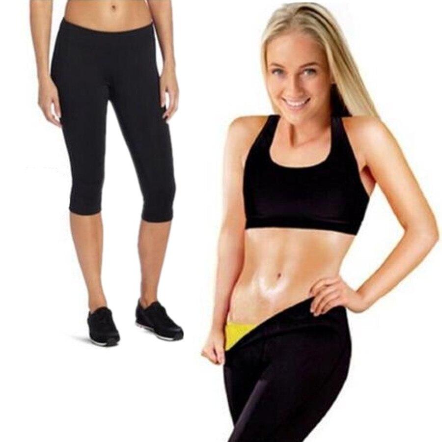 8c693da549 Hot Slimming Shapers Pants Neoprene Slim Fat Burning Weight Loss Active  Women Hot Body Shaper Slimming Waist Pants Slim Vest Bra