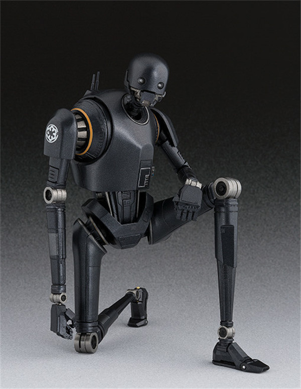 15cm Star Wars Rogue One K-2SO Traitor Robot Movable Action Figure PVC Toys Collection Doll Anime Cartoon Model For Friend Gift