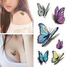 3d Motyle Tatuaże Promocja Sklep Dla Promocyjnych 3d Motyle