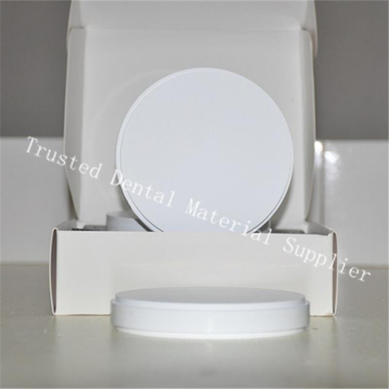 Wholesale 10 Pieces OD 98 14 MM Dental Lab Materials Wieland Dental Zirconia Blocks For Porcelain
