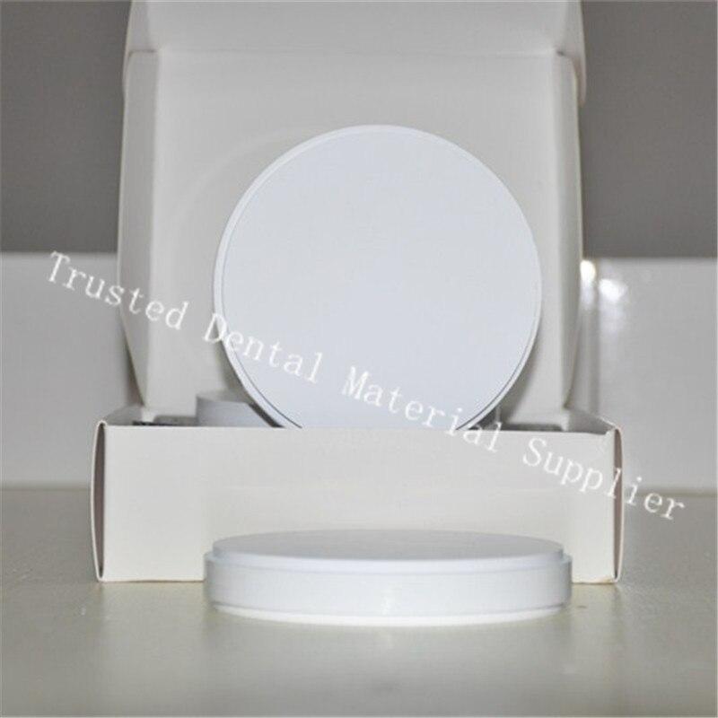 Wholesale 10 Pieces OD 98*14 MM Dental Lab Materials Wieland Dental Zirconia Blocks For Porcelain Prosthesis Ceramic Block