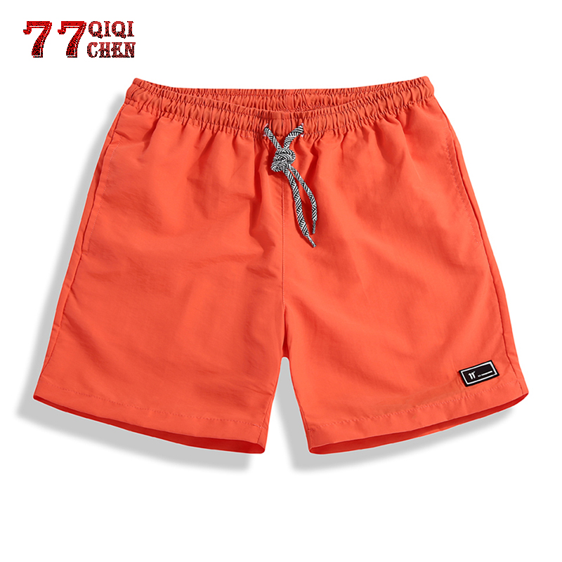 Casual Shorts Men Motion Quick Drying Run Fitness Shorts Summer Breathable Elastic Waist Short Pants Plus Size 5XL Bermuda Homme