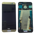 For HTC One M9+ M9 Plus LCD Display Touch Screen Digitizer Assembly With Frame Replacement Parts