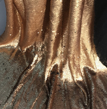 Matte Gold Sequins Fabric Fish Scales Party Wedding Dresses Material Bazin Riche Getzner Tissu Au Metre