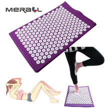 Acupuncture Yoga Massager Pad Relieve Muscle Pain Body Relaxation Massage Ventouse Anti Cellulite Ma