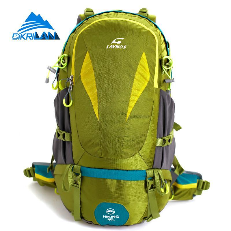 ФОТО Hot Sale New Arrive Unisex Outdoor Sport Rucksack Escalada Camping Climbing Backpack Women Men Travel Bags Trekking Mochila 40L
