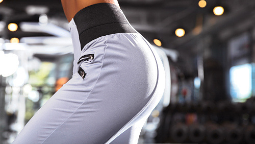 Maryigean Slim Fit High Waist Push Up Leggings Women Fashion Pacthwork Workout Fitness Legging Bodybuilding Sexy Female Pants 25