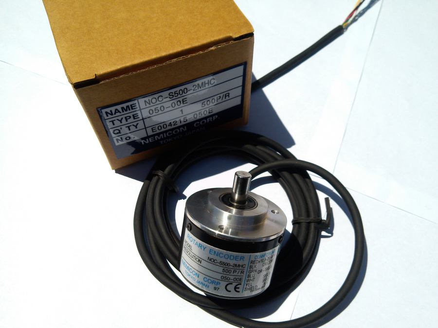 FREE SHIPPING Encoder Rotating Optical Encoder Noc-s20-2mhc