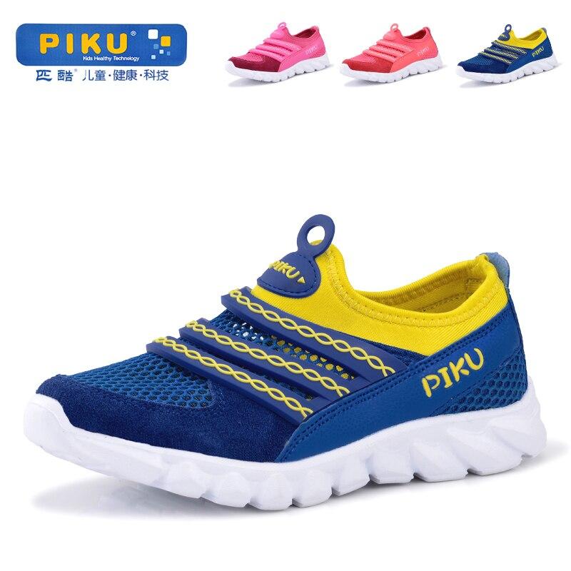 chaussures d'été garçons chaussures filles chaussures découpe réseau unique respirant tissu net sports pour les enfants chaussures
