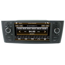 Car Radio GPS for Fiat Grande Punto Linea old Central Multimedia with Bluetooth RDS iPod function 3G USB host CANBUS audio mic