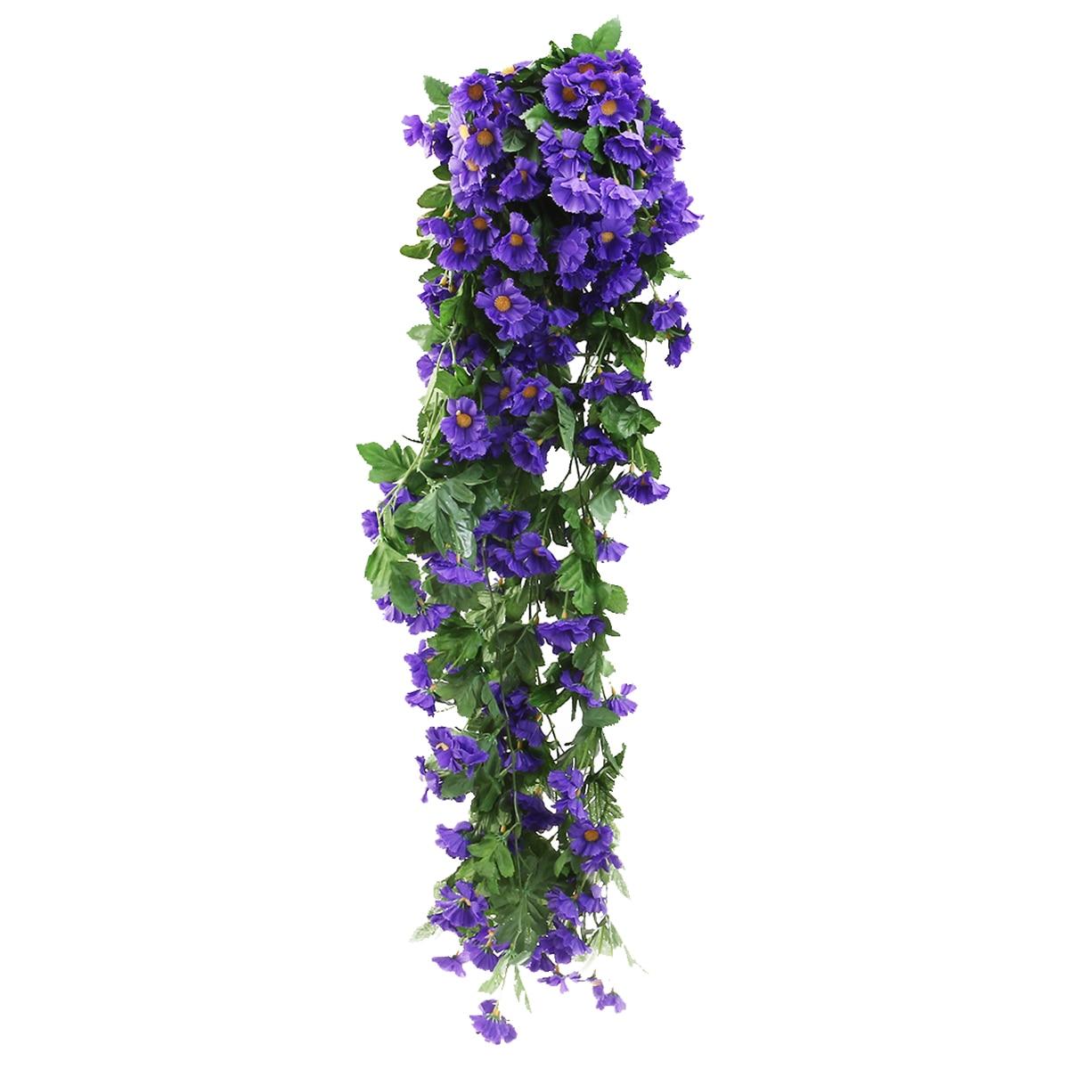 online get cheap artificial flowers garden hanging -aliexpress