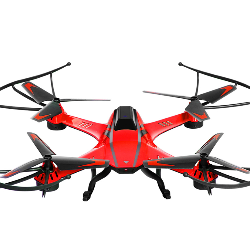 YD--A8 4CH 6-Axis Gyro 2.0MP Camera RC Quadcopter 360 Flips Aircraft Drone Toy  RC Fun Toy Children gift #5 new arrival attop a10 4ch 6 axis gyro rtf 2 0mp remote control quadcopter auto fly return 360 degree flips aircraft drone toy