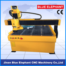 Cost Cffective 1212 CNC Router , Jinan CNC Machine 1212 Water Cooling Spindle CNC Engraving Machine Artcam Software(China (Mainland))