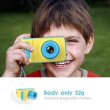 32GB детская камера игрушки 2,0 дюймов ips HD экран дети анти-встряхнуть цифровая камера для ребенка подарок