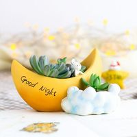 Free Shipping Green Leaves Potted Plant Flowers DIY Home Office Wedding Hall Room Decoration